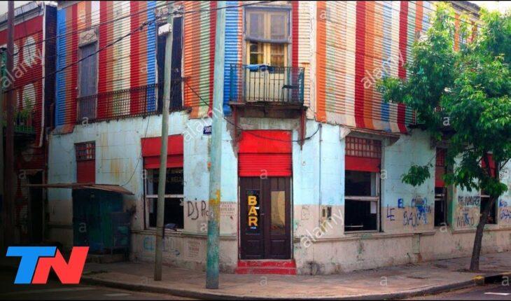 Un mítico bodegón porteño del barrio de La Boca cerró en pandemia y fue rescatado por dos clientes