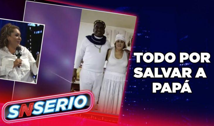 Viajó hasta Cuba para salvar a su papá | SNSerio