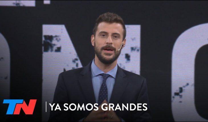 """?""""ALBERTO EN DISNEY"""": el editorial de Diego Leuco en YA SOMOS GRANDES"""