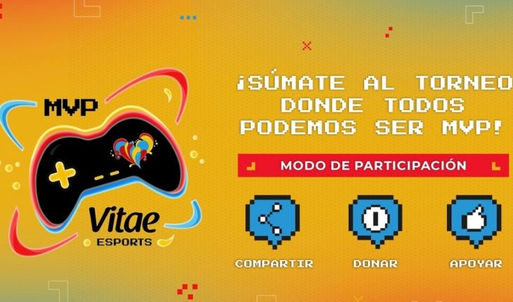 Vitae esports MVP: torneo solidario para recaudar fondos para Haiti
