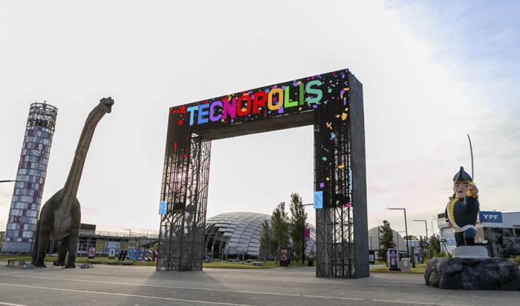 Vuelve Tecnópolis con una mega muestra de ciencia, arte y tecnología
