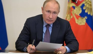 Alarm in Russia: Putin, isolated after several cases of Covid-19 in his environment