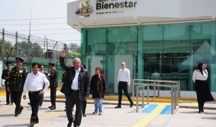 Banco del Bienestar will be in charge of payrolls of teachers, sailors and soldiers