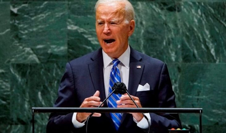 """Biden said he believes """"two-state solution"""" in Israeli Palestinian conflict is """"the best option"""""""