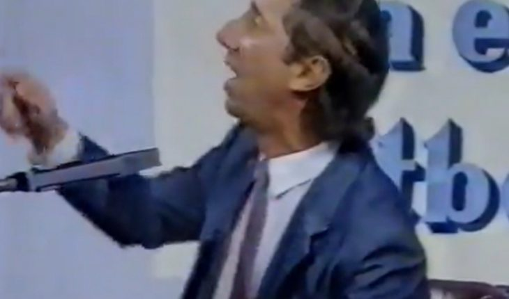 Bilardo's viral video from 1985: discussions and resistance before the World Cup
