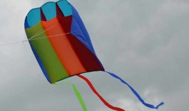 Child dies electrocuted while flying a kite made of wire