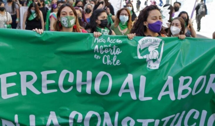 Chile approves voluntary abortion up to 14 weeks gestation