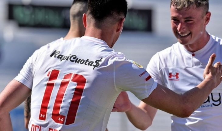 Estudiantes beat Unión and remains among the top positions in the Professional League