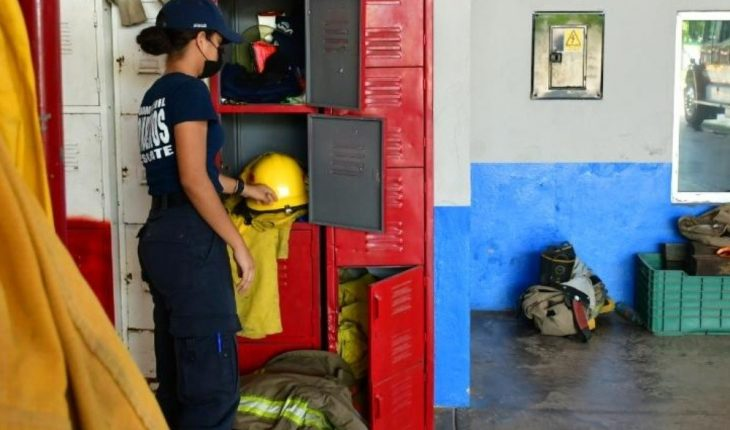 Firefighters will start collection with goal of 800 thousand pesos