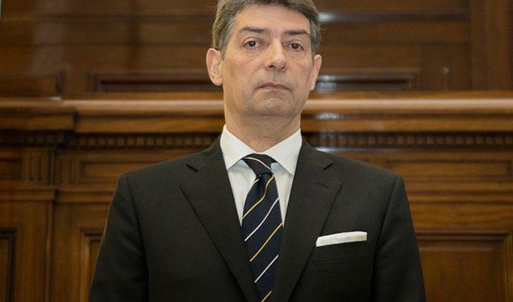 Horacio Rosatti is the new president of the Supreme Court