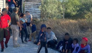 INM rescues 3-year-old migrant boy who was abandoned