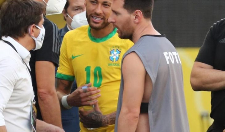 It's official, Brazil vs Argentina is suspended in Conmebol