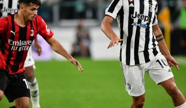 Juventus with its worst start in 50 years