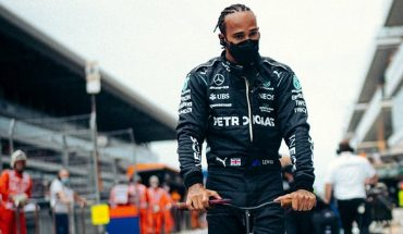 Lewis Hamilton makes history after reaching his 100th victory in Formula 1 after winning the Russian GP