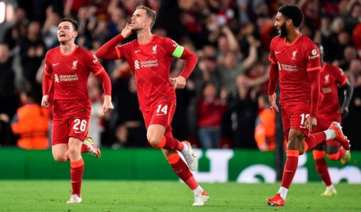 Liverpool turned it around and defeated Milan 3-2 at Anfield