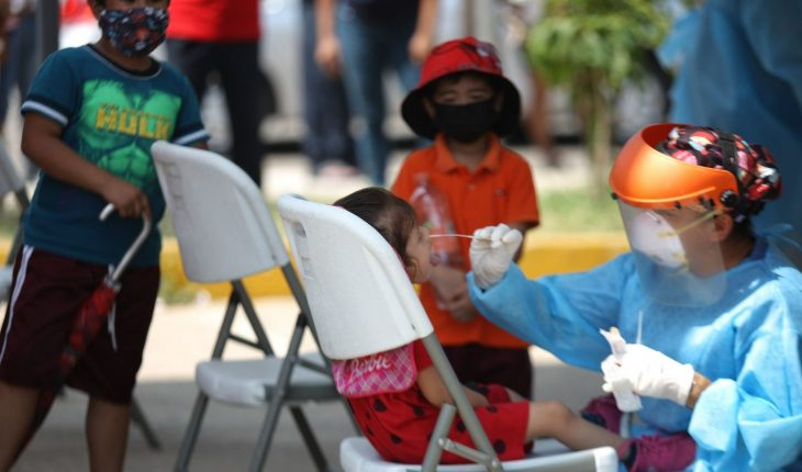 Mexico registers 12,929 new cases of COVID; there are 269 thousand deaths