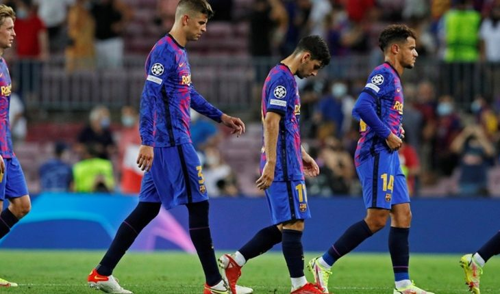 """Pique, after the defeat to Bayern and the post-Messi era: """"It's what there is"""""""