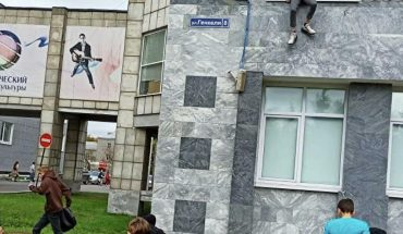 Russian University Shooting Leaves 8 Dead and 24 Injured