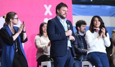 "Santoro: ""Macrismo was defeated electorally but not culturally"""