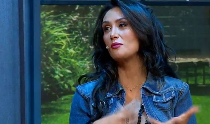"""""""TVN has a grill colder than the crest!"""": Pamela Díaz commented on the end of her program on the public channel"""