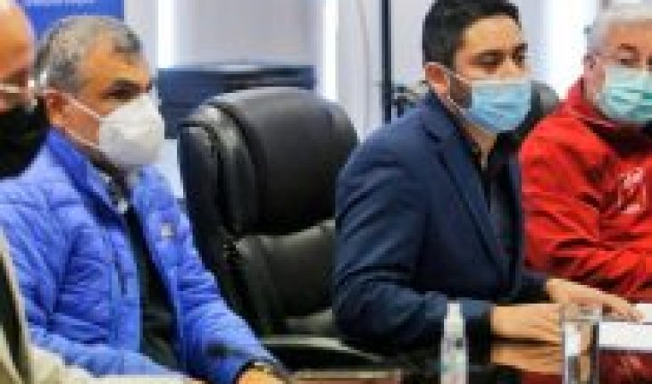 Tarapacá Governor Leads Expanded Task Force to Address Migration Crisis