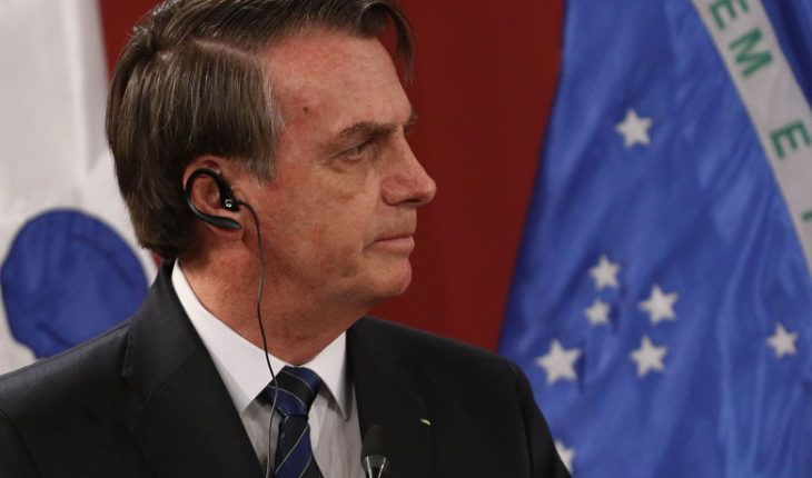 Tension rises in Brazil after Bolsonaro's call for demonstrations