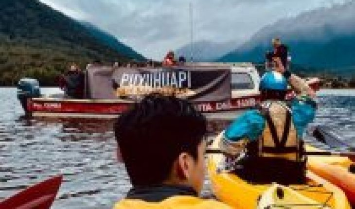 The salmon conflict in Chilean Patagonia seen by the German press