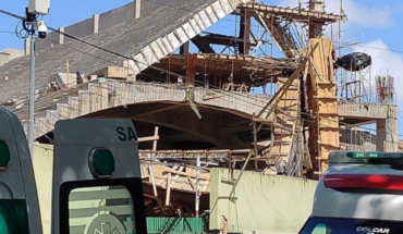 The work that collapsed in Ferro's court was closed, says the City