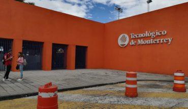 They denounce that Tec de Monterrey endorses a group of pro-life students
