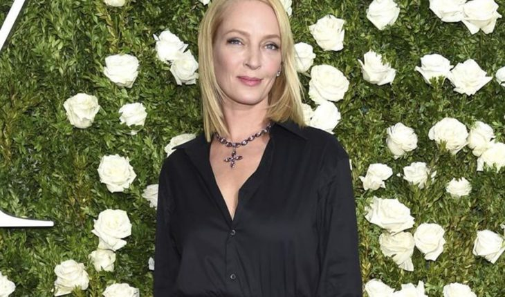 """Uma Thurman said for the first time that she went through an abortion: """"I applaud and support the women who make that decision."""""""