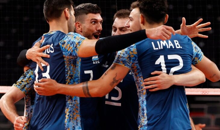 Volleyball World Cup: Argentina already has confirmed rivals in Russia 2022