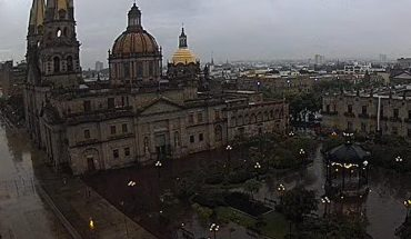 Weather in Guadalajara, Jalisco, today September 3, 2021