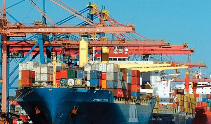 With a jump in exports, the trade surplus was $2.3 billion in August