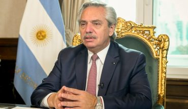 With criticism of the IMF loan, Alberto Fernández speaks to the UN