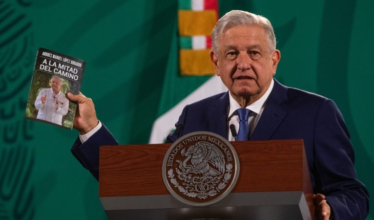 the revelations of AMLO's book