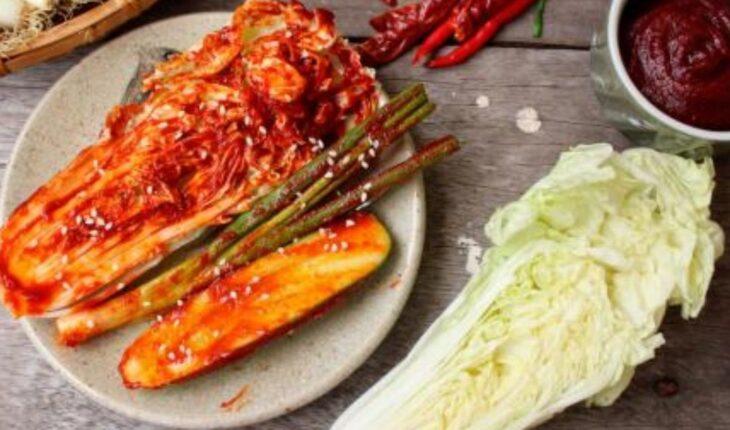 ¿Qué es el Kimchi? el plato que se ganó su Día Nacional