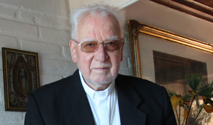 A los 94 años falleció el Cardenal Jorge Medina Estéve