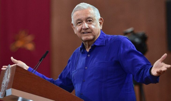 AMLO will not go to delivery of the Belisario Domínguez to avoid insults