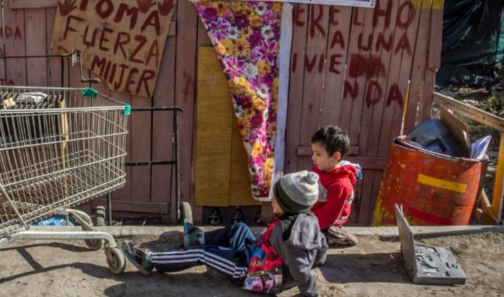 """Advierten por el """"traumático impacto"""" sufrido por niños en el desalojo del Barrio 31"""