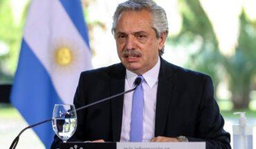 """Alberto Fernández dijo que el acuerdo con el FMI """"está cerrado"""""""