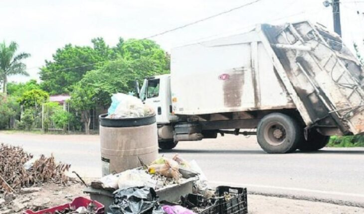 Angostura denounces failures in garbage collection