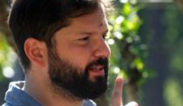 Boric por alza de Kast en las encuestas: «Tenemos que esforzarnos más» frente «al ascenso de quienes quieren retroceder»