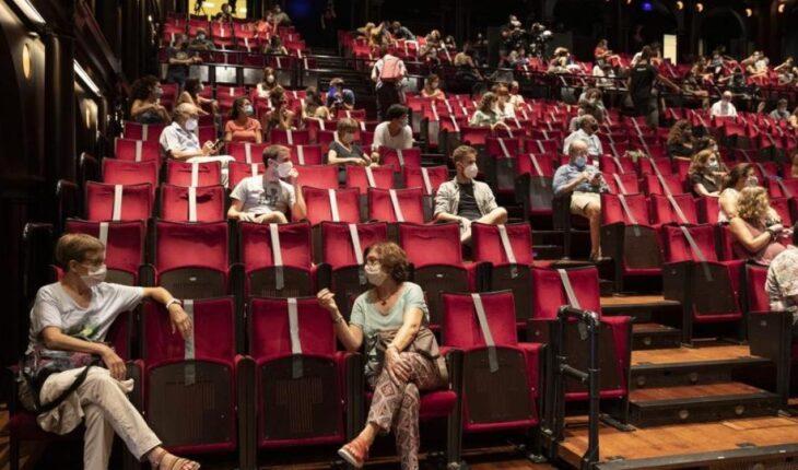 CABA: teatros, cines, bibliotecas y espacios culturales vuelven a funcionar al 100%