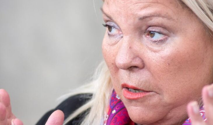 """Carrió: """"I had a blank maid for a month and I had to pay a fortune"""""""