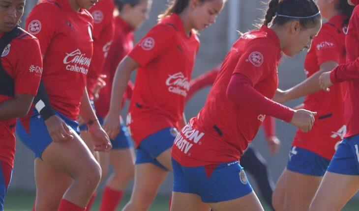 Chivas se alista para el Clásico Nacional de la fecha 12
