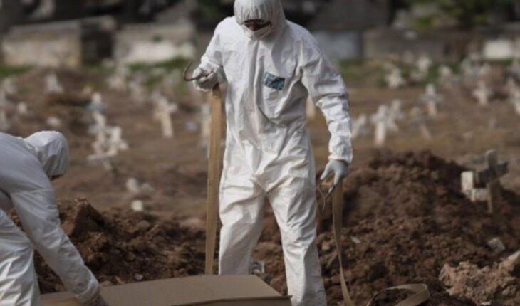 Congreso de Brasil aprueba monumento para honrar a víctimas de la pandemia
