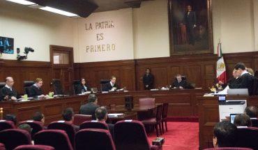 Corte invalida prisión automática a 3 delitos por violar derechos humanos