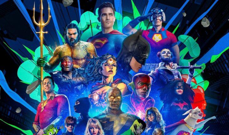 DC FanDome: quiénes son las estrellas, directores y creadores que participarán