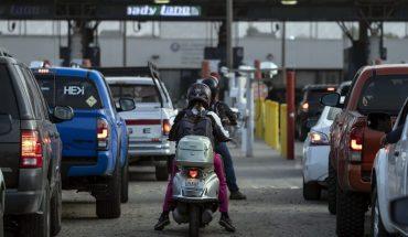 EU abrirá frontera terrestre con México a los viajeros vacunados