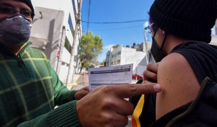 Edomex vacunará a menores de edad con comorbilidades en noviembre